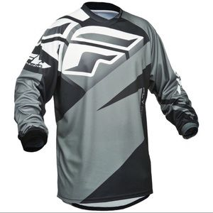 NWT🏍FLY RACING MENS F-16 MOTOCROSS JERSEY. Medium